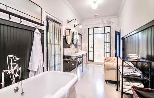 Webb Construction - Bathroom interior